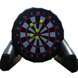 Rent Giant Soccer Dart Board Interactive Inflatable